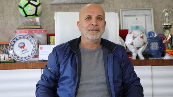 Alanyaspor Başkanı Hasan Çavuşoğlu